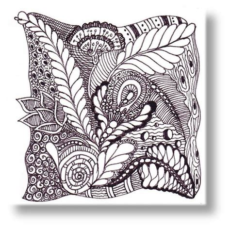 zentangle tile template journey through zentangle zentangle tiles