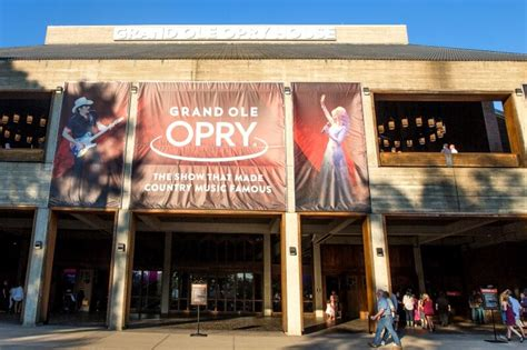 grand ole opry house a magical grand ole opry experience the thing dreams are made of new york city