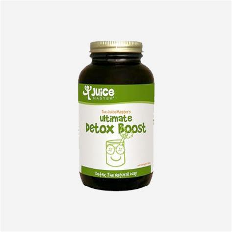 Ultimate Detox Ingredients by Juice Master Ultimate Detox Boost Juice Master Delivered