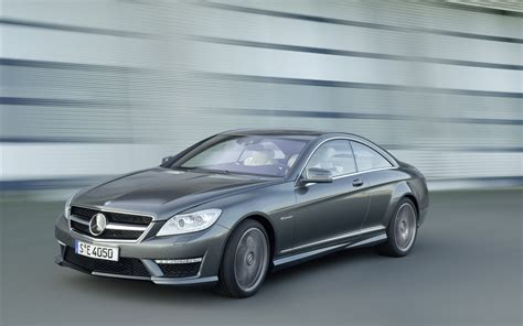 2011 mercedes cl63 amg mercedes cl63 amg 2011 widescreen car picture