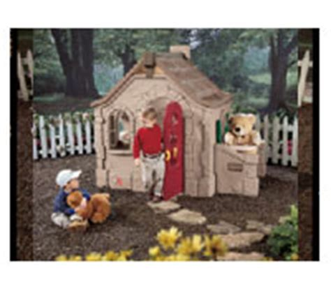 step 2 naturally playful storybook cottage garden game