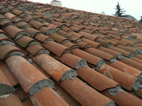 Ceramic Tile Roof Anr Roofing Sun On Roof In Bar
