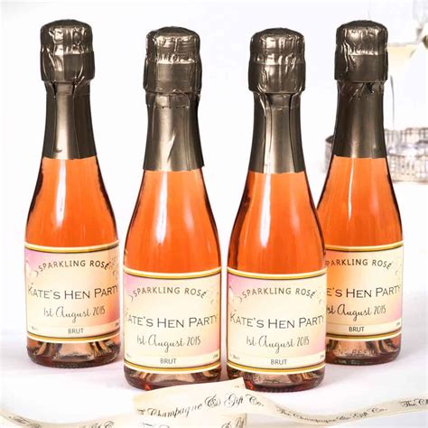 chagne bottle personalised chagne wedding gift set gift ftempo