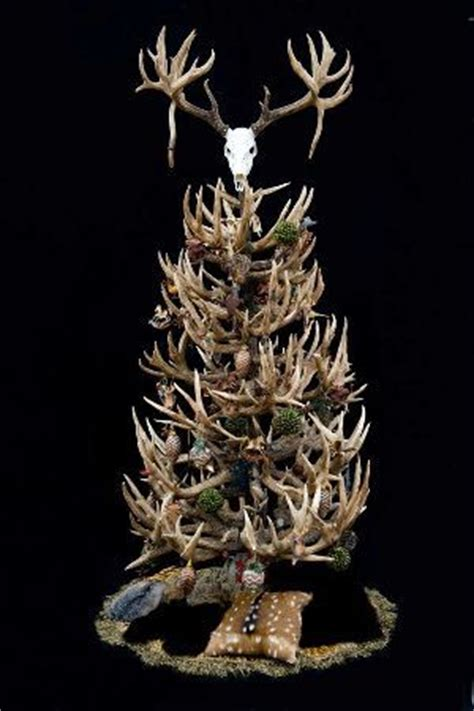 antler christmas trees for sale 10 shed antler trees to get you in the festive spirit