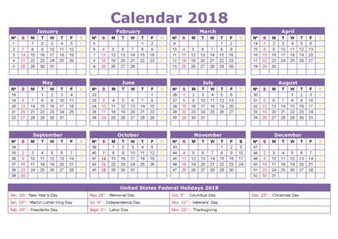 printable calendar 2018 united states 2018 federal holidays calendar us federal government