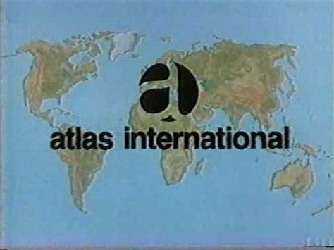 Atlas Internship Mba by Atlas International Distribution Logo 70s 80s