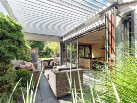 garten markise terrasse und garten sonnenschutz ideen sonnensegel und