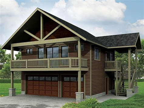 craftsman style garage plans 051g 0077 craftsman style 3 car garage apartment plan