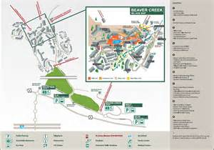 map of beaver creek colorado map of beaver creek colorado