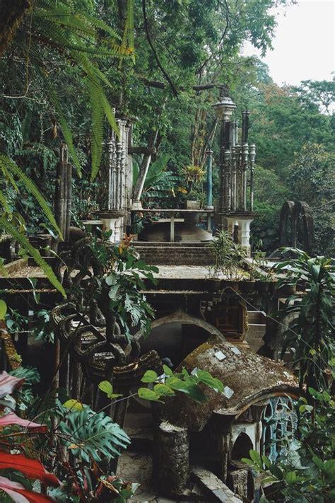 jardin surrealista xilitla m 233 xico el jard 237 n surrealista de edward james