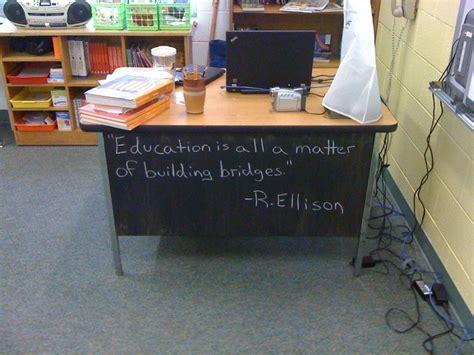 chalkboard paint ideas for classroom 25 best ideas about desk areas on