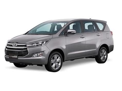 Toyota Innova Base Model Toyota Innova 2016 Specifications And Features In Detail