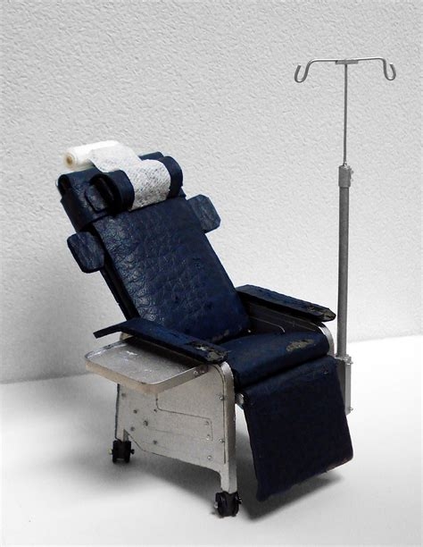 Chemotherapy Chairs For Infusion by Rachael Allen Med In Artmed In