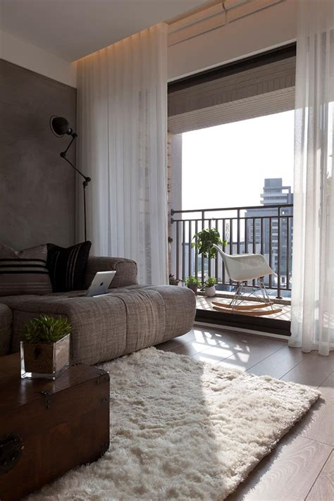 beautiful apartment uplifting taiwanese design style exposed in contemporary