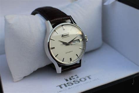 Jam Tangan Tissot Visodate jam tangan for sale tissot heritage visodate automatic sold