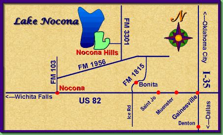 nocona texas map nocona tx pictures posters news and on your pursuit hobbies interests and worries