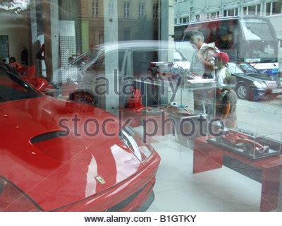 Ferrari Shop Berlin by Ferrari Merchandise Shop In Berlin Germany Stock Photo