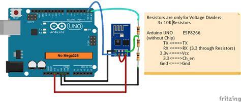 esp8266 10k resistor renato aloi esp8266 no arduino ide