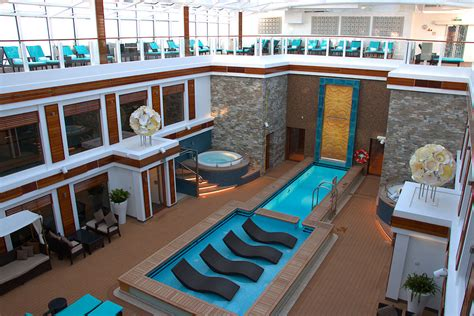 norwegian cruise haven norwegian escape haven spa suite review with photos
