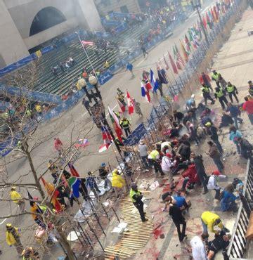 Stelan Lelisa Rok blasts rock boston marathon three dead fitsnews