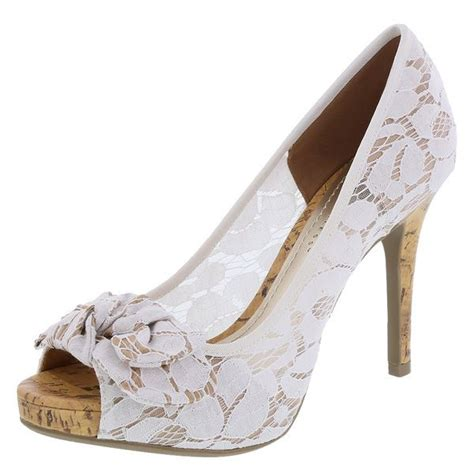 Field Designs For Payless Shoes by 25 White Lace Heels Ideas On Lace Shoes