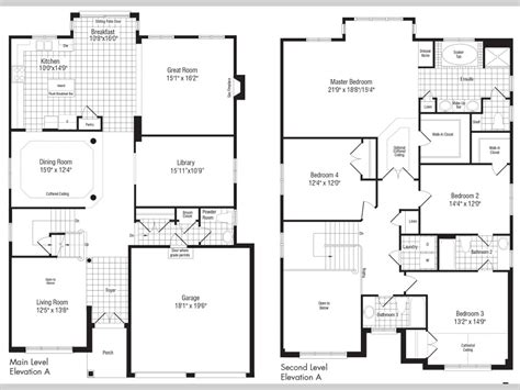 monarch homes canterbury floor plan house design plans