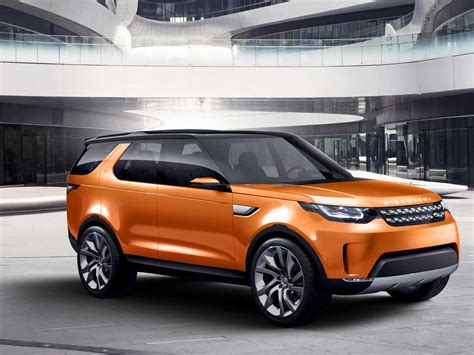 land rover discovery concept land rover discovery vision concept photo gallery