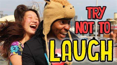 the laughing challenge the laughing challenge try not to laugh