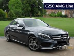 mercedes c250 2017 amg 2 0 in selangor automatic