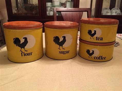 d lusso designs canister set rooster canisters 1000 images about canister sets on pinterest vintage