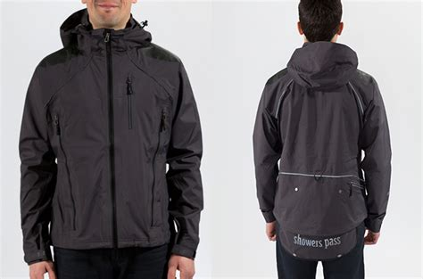 cycling shower jacket showers pass refuge cycling jacket
