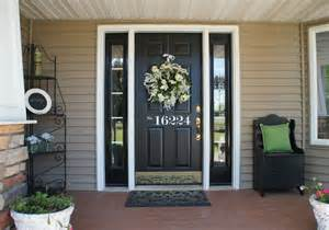 outside entryway ideas sprucing up your outside entryway zen of zada