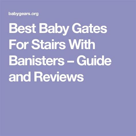 25 best ideas about safety gates for stairs on