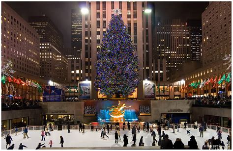when do they take down the rockefeller christmas tree