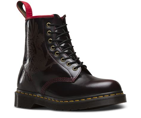 Rugged Boots For Women 1460 Year Of The Rooster Official Dr Martens Store Uk