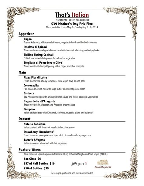 3 course dinner menu 39 best images about the marvelous menu on