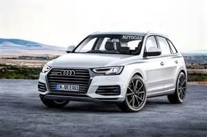 Audi Data Data Uscita Nuova Audi Q5 My 2017 Quando Esce Ultime