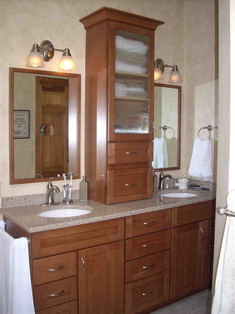 bathroom vanities with storage towers bathroom vanity storage syracuse cny mirror cabinets