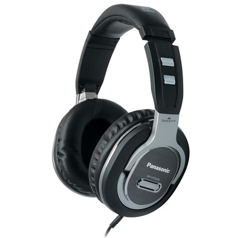 amazon headphones amazon com panasonic rp htf600 s stereo over ear