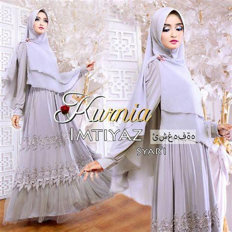 Baju Muslim Elegan Modern model baju muslim modern cantik elegan untuk wanita