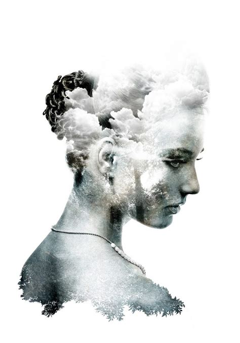 surreal double exposure tutorial 12 beautiful double exposure artworks and how to create