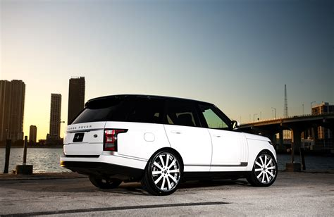 customized range rover customized range rover exclusive motoring miami fl