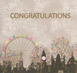 mojolondon eye congratulations card by five dollar shake