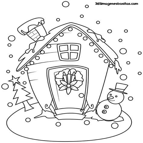 imagenes de navidad bonitos dibujos bonitos de navidad para colorear