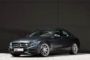 The Newest Mercedes New Kw Coilovers For The Mercedes C Class