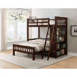 member s gabriel loft bunk bed with