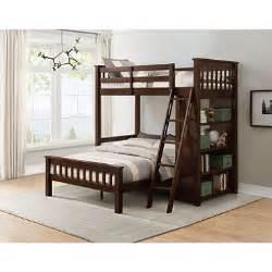 member s gabriel loft bunk bed with