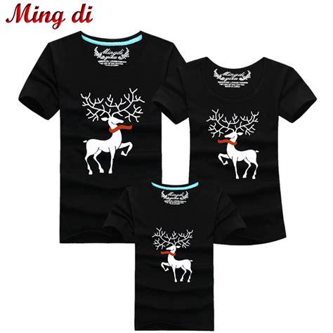 Matching Shirts In Stores Aliexpress Buy Ming Di Family Matching