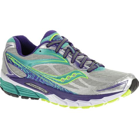 best saucony womens running shoes saucony powergrid ride 8 running shoe s