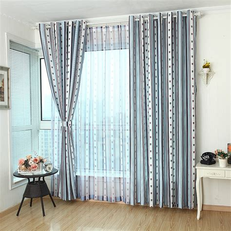 boy bedroom curtains aliexpress com buy ls cl145 living room curtain modern
